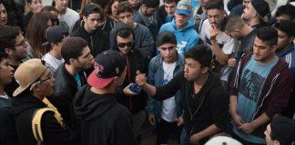 batallas de rap callejeras
